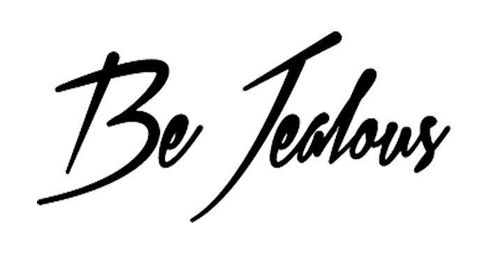 Be Jealous logo